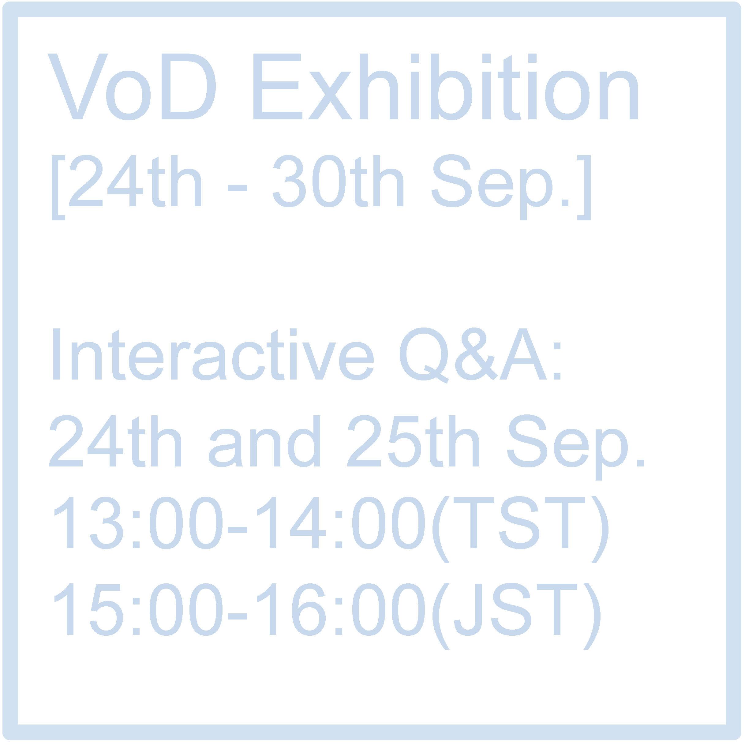 VoD Exhibition